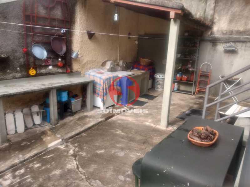 QUINTAL - Apartamento com Área Privativa 4 quartos à venda Tijuca, Rio de Janeiro - R$ 800.000 - TJAA40002 - 21