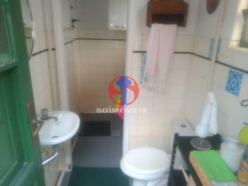 BANHEIRO AUXILIAR - Apartamento com Área Privativa 4 quartos à venda Tijuca, Rio de Janeiro - R$ 800.000 - TJAA40002 - 26