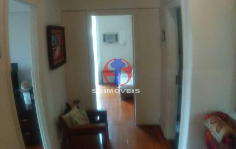 CIRCULAÇÃO - Apartamento com Área Privativa 4 quartos à venda Tijuca, Rio de Janeiro - R$ 800.000 - TJAA40002 - 11