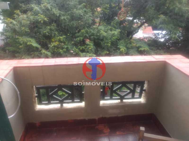 VARANDA - Apartamento com Área Privativa 4 quartos à venda Tijuca, Rio de Janeiro - R$ 800.000 - TJAA40002 - 17