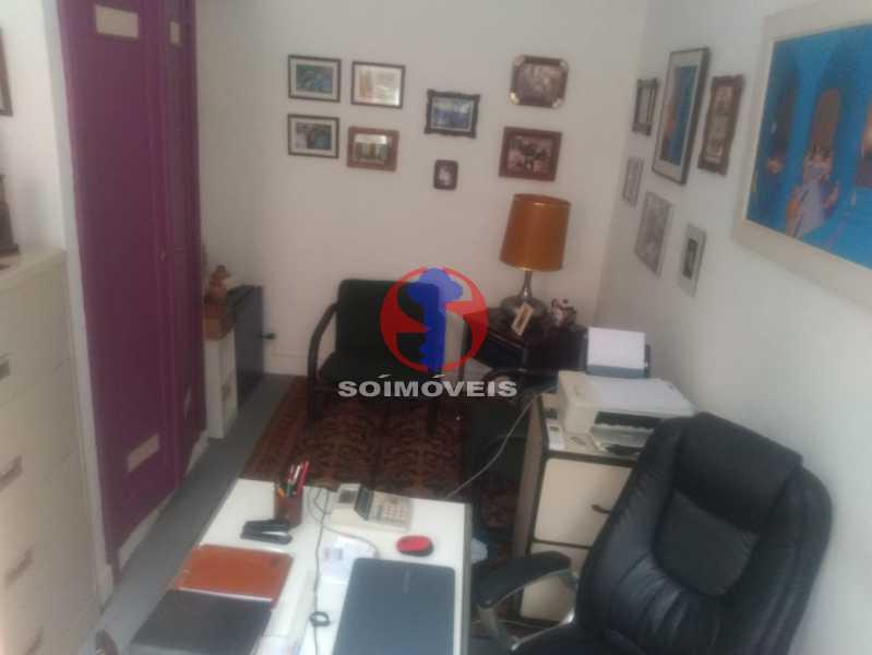 Q4 - Apartamento com Área Privativa 4 quartos à venda Tijuca, Rio de Janeiro - R$ 800.000 - TJAA40002 - 28