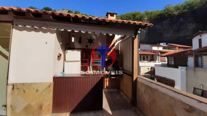 imagem2 - Casa em Condomínio 3 quartos à venda Vila Isabel, Rio de Janeiro - R$ 1.200.000 - TJCN30021 - 16