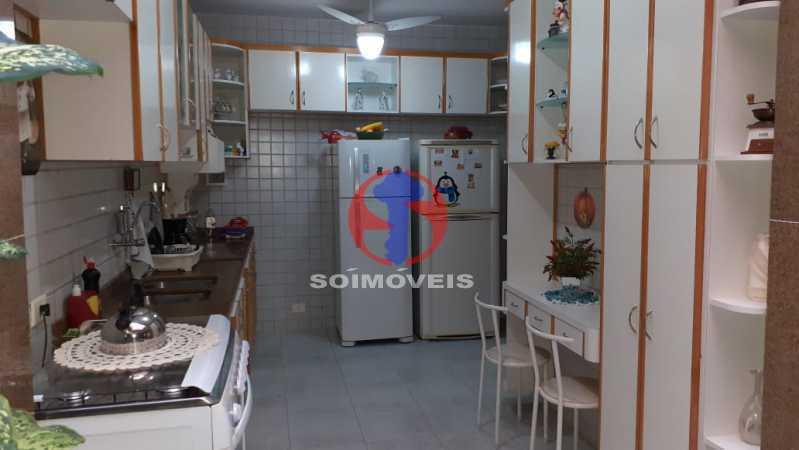 imagem18 - Casa em Condomínio 3 quartos à venda Vila Isabel, Rio de Janeiro - R$ 1.200.000 - TJCN30021 - 12