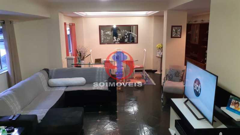 imagem22 - Casa em Condomínio 3 quartos à venda Vila Isabel, Rio de Janeiro - R$ 1.200.000 - TJCN30021 - 1