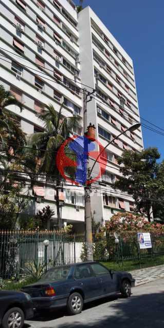 FACHADA PREDIO - Apartamento 3 quartos à venda Rio Comprido, Rio de Janeiro - R$ 550.000 - TJAP30698 - 1