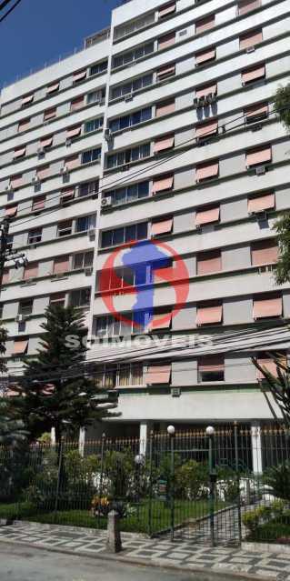 FACHADA - Apartamento 3 quartos à venda Rio Comprido, Rio de Janeiro - R$ 550.000 - TJAP30698 - 3