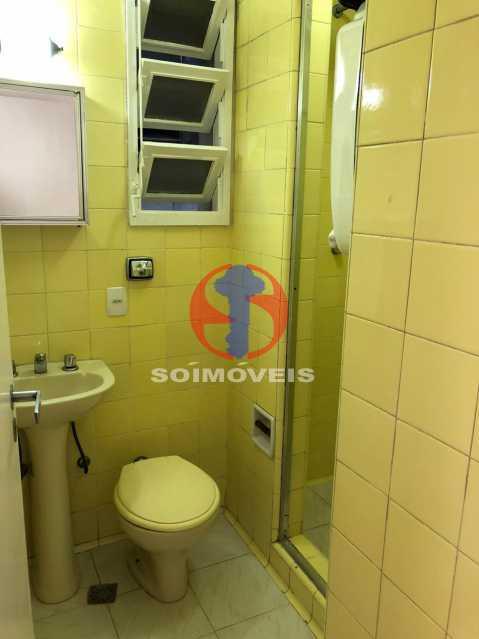 BANHEIRO 1 - Apartamento 3 quartos à venda Rio Comprido, Rio de Janeiro - R$ 550.000 - TJAP30698 - 17