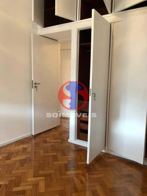 QUARTO - Apartamento 3 quartos à venda Rio Comprido, Rio de Janeiro - R$ 550.000 - TJAP30698 - 10