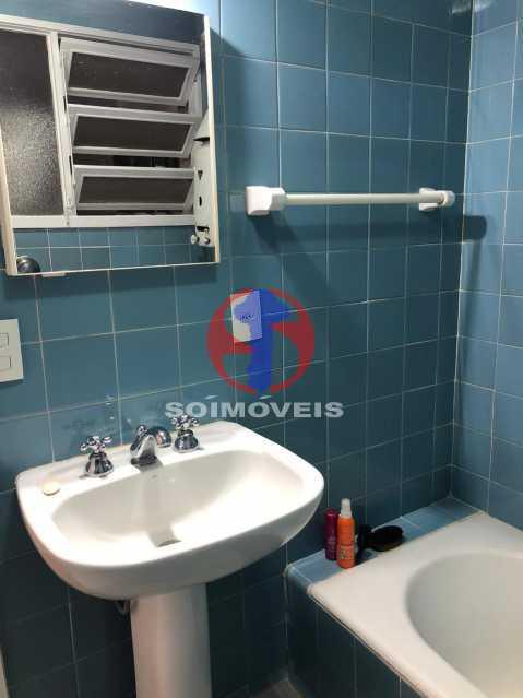 BANHEIRO - Apartamento 3 quartos à venda Rio Comprido, Rio de Janeiro - R$ 550.000 - TJAP30698 - 18