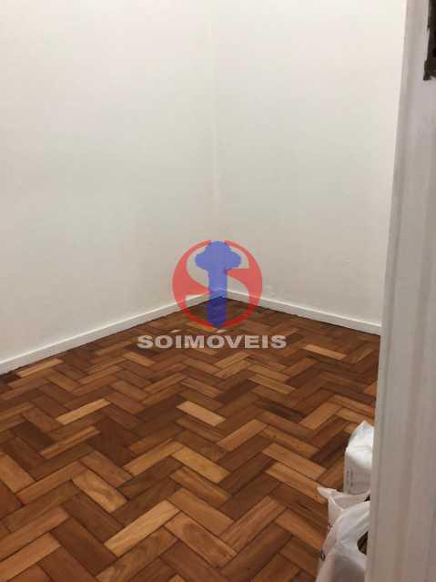DEPENDÊCIA - Apartamento 3 quartos à venda Rio Comprido, Rio de Janeiro - R$ 550.000 - TJAP30698 - 19