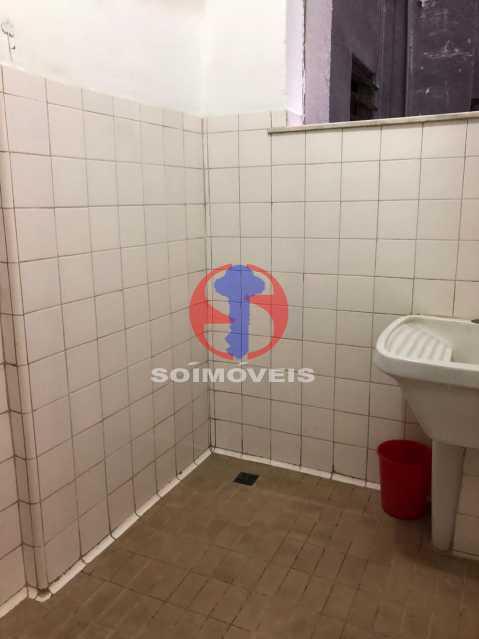 ÁREA DE SERVIÇO - Apartamento 3 quartos à venda Rio Comprido, Rio de Janeiro - R$ 550.000 - TJAP30698 - 21