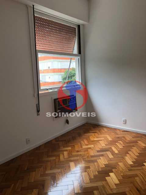 QUARTO - Apartamento 3 quartos à venda Rio Comprido, Rio de Janeiro - R$ 550.000 - TJAP30698 - 15