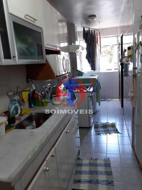 Cozinha - Apartamento 2 quartos à venda Del Castilho, Rio de Janeiro - R$ 200.000 - TJAP21461 - 12