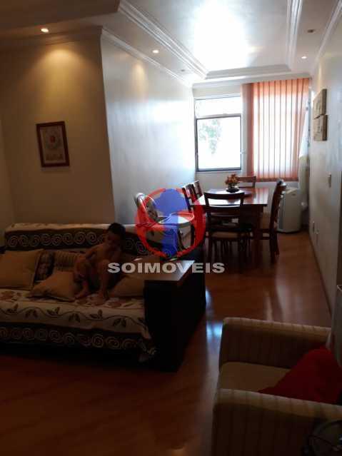 Sala  - Apartamento 2 quartos à venda Del Castilho, Rio de Janeiro - R$ 200.000 - TJAP21461 - 1