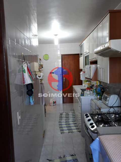 Cozinha - Apartamento 2 quartos à venda Del Castilho, Rio de Janeiro - R$ 200.000 - TJAP21461 - 13