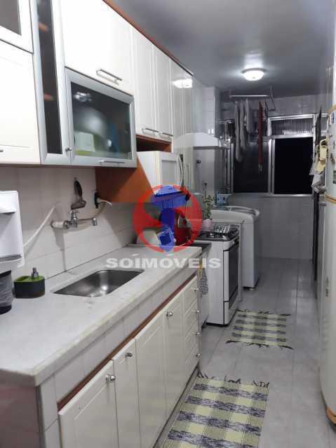 Cozinha - Apartamento 2 quartos à venda Del Castilho, Rio de Janeiro - R$ 200.000 - TJAP21461 - 14