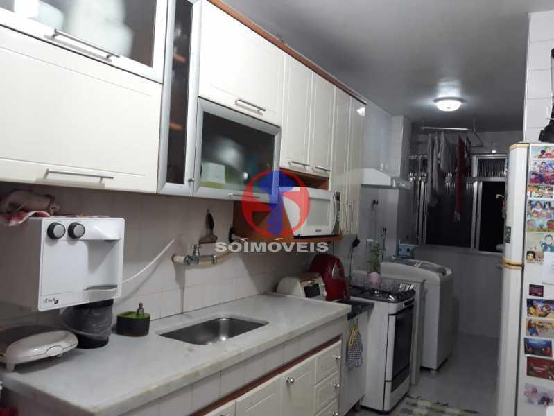Cozinha - Apartamento 2 quartos à venda Del Castilho, Rio de Janeiro - R$ 200.000 - TJAP21461 - 16