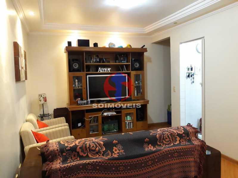 Sala - Apartamento 2 quartos à venda Del Castilho, Rio de Janeiro - R$ 200.000 - TJAP21461 - 5