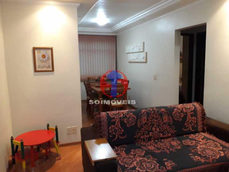 Sala - Apartamento 2 quartos à venda Del Castilho, Rio de Janeiro - R$ 200.000 - TJAP21461 - 4