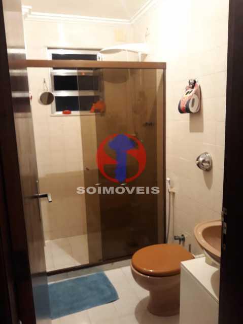 Banheiro - Apartamento 2 quartos à venda Del Castilho, Rio de Janeiro - R$ 200.000 - TJAP21461 - 10