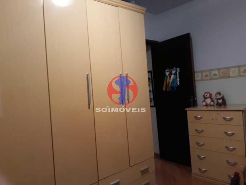 Quarto - Apartamento 2 quartos à venda Del Castilho, Rio de Janeiro - R$ 200.000 - TJAP21461 - 11