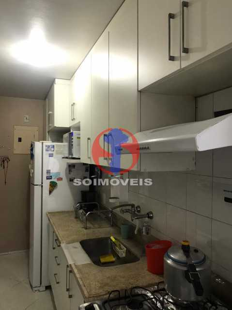 cozinha - Apartamento 2 quartos à venda Estácio, Rio de Janeiro - R$ 399.000 - TJAP21467 - 1