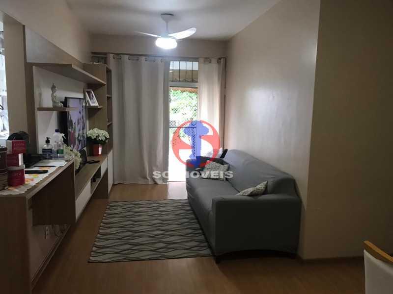 sala - Apartamento 2 quartos à venda Estácio, Rio de Janeiro - R$ 399.000 - TJAP21467 - 4