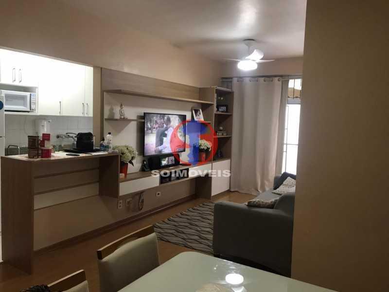 sala - Apartamento 2 quartos à venda Estácio, Rio de Janeiro - R$ 399.000 - TJAP21467 - 5