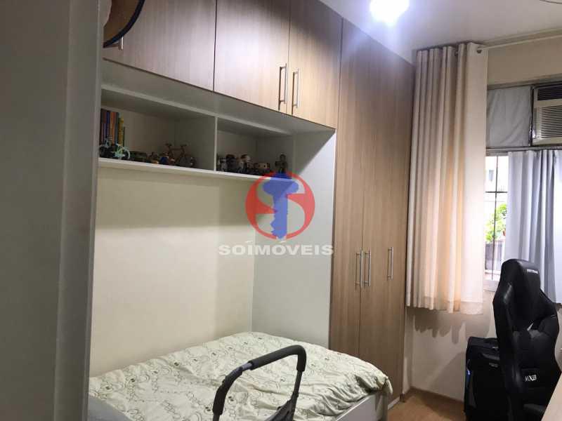 quarto - Apartamento 2 quartos à venda Estácio, Rio de Janeiro - R$ 399.000 - TJAP21467 - 6