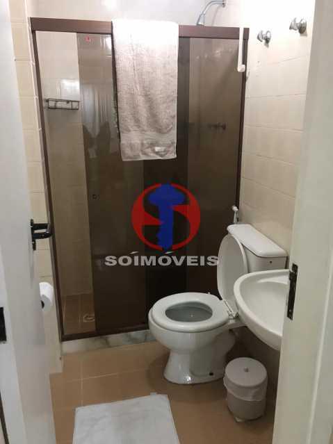 banheiro - Apartamento 2 quartos à venda Estácio, Rio de Janeiro - R$ 399.000 - TJAP21467 - 8