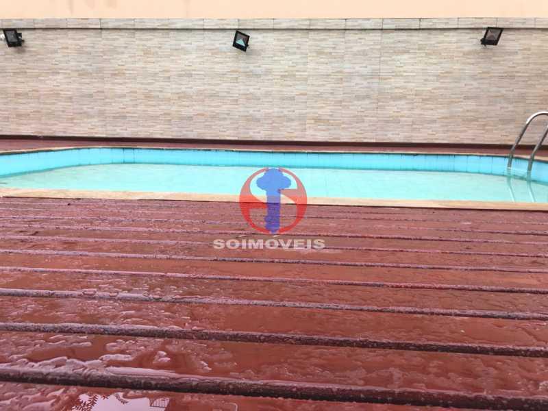 piscina - Apartamento 2 quartos à venda Estácio, Rio de Janeiro - R$ 399.000 - TJAP21467 - 15