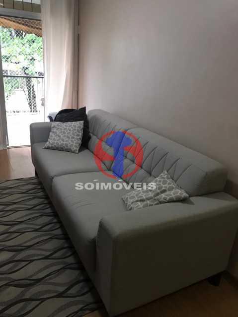sala - Apartamento 2 quartos à venda Estácio, Rio de Janeiro - R$ 399.000 - TJAP21467 - 16