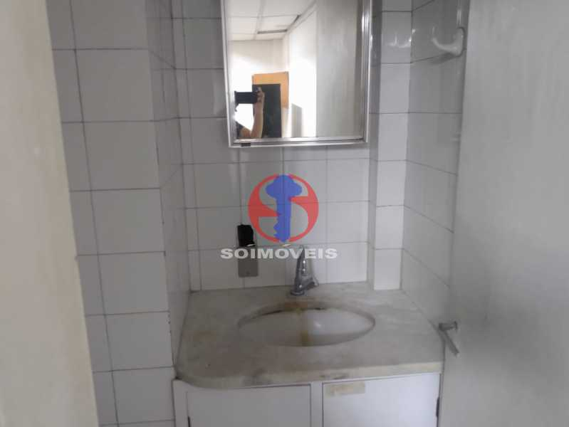 Wc da sala comercial - Loja 30m² à venda Tijuca, Rio de Janeiro - R$ 330.000 - TJLJ00008 - 15