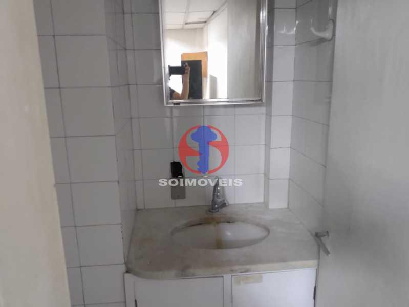 Wc da sala comercial - Loja 30m² à venda Tijuca, Rio de Janeiro - R$ 330.000 - TJLJ00008 - 14