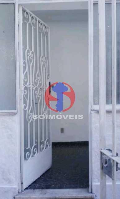 ENTRADA DA CASA - Casa 2 quartos à venda Tijuca, Rio de Janeiro - R$ 365.000 - TJCA20059 - 1