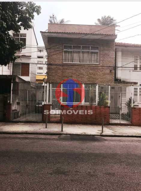 FACHADA - Casa 2 quartos à venda Tijuca, Rio de Janeiro - R$ 365.000 - TJCA20059 - 4