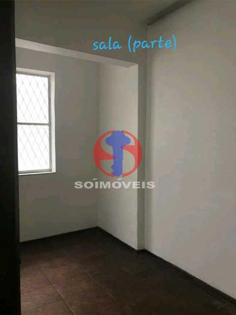 SALA - Casa 2 quartos à venda Tijuca, Rio de Janeiro - R$ 365.000 - TJCA20059 - 3