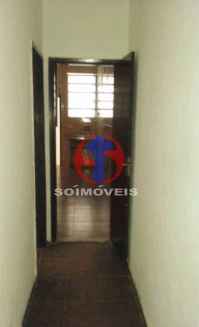 CORREDOR - Casa 2 quartos à venda Tijuca, Rio de Janeiro - R$ 365.000 - TJCA20059 - 5