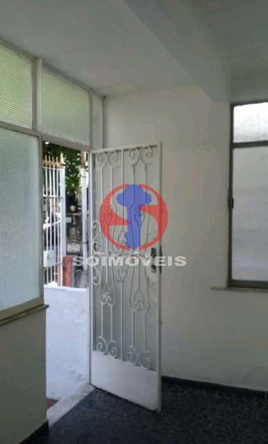 PORTA ENTRADA SALA - Casa 2 quartos à venda Tijuca, Rio de Janeiro - R$ 365.000 - TJCA20059 - 6