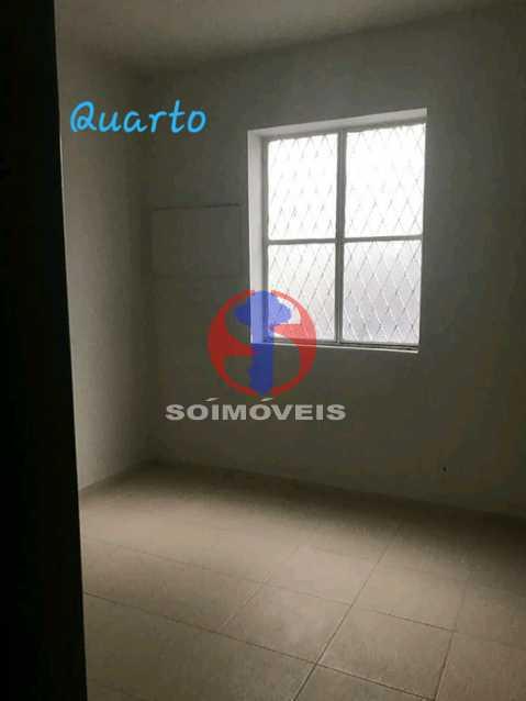 QUARTO - Casa 2 quartos à venda Tijuca, Rio de Janeiro - R$ 365.000 - TJCA20059 - 7