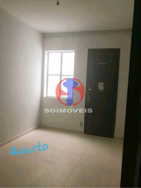 QUARTO - Casa 2 quartos à venda Tijuca, Rio de Janeiro - R$ 365.000 - TJCA20059 - 8