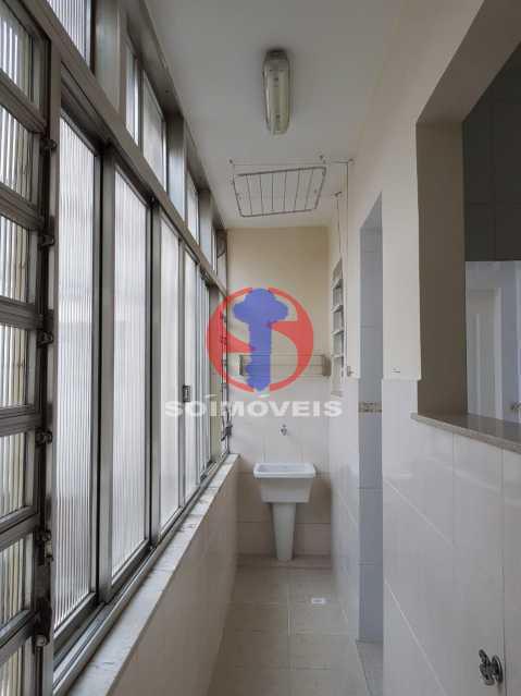 serviço - Casa de Vila 2 quartos à venda Maracanã, Rio de Janeiro - R$ 385.000 - TJCV20104 - 3