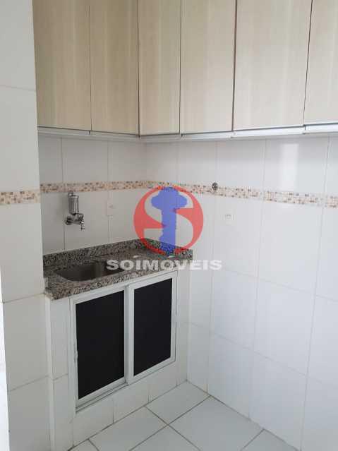 cozinha - Casa de Vila 2 quartos à venda Maracanã, Rio de Janeiro - R$ 385.000 - TJCV20104 - 6
