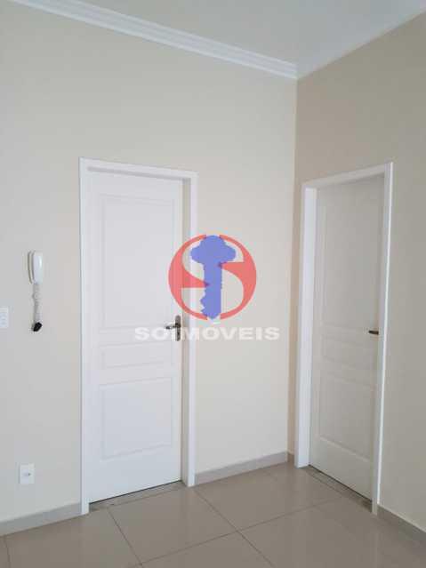 sala - Casa de Vila 2 quartos à venda Maracanã, Rio de Janeiro - R$ 385.000 - TJCV20104 - 9