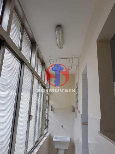 serviço - Casa de Vila 2 quartos à venda Maracanã, Rio de Janeiro - R$ 385.000 - TJCV20104 - 11