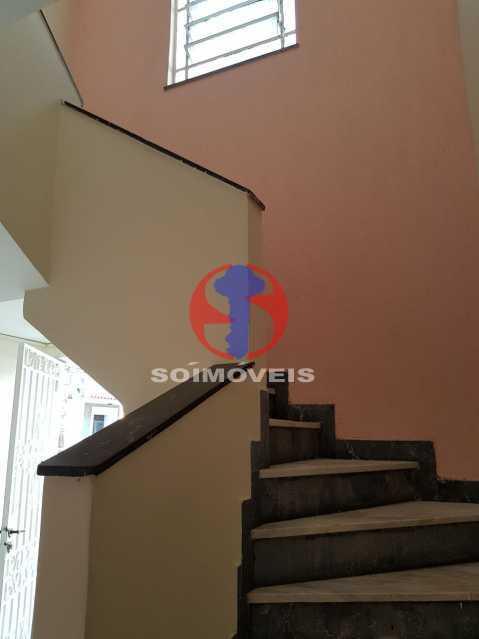escada - Casa de Vila 2 quartos à venda Maracanã, Rio de Janeiro - R$ 385.000 - TJCV20104 - 20