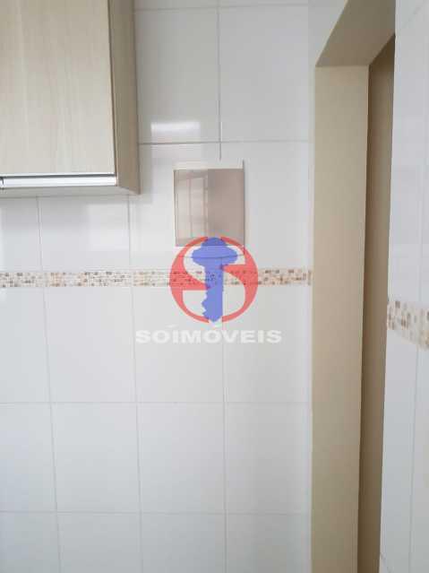 cozinha - Casa de Vila 2 quartos à venda Maracanã, Rio de Janeiro - R$ 385.000 - TJCV20104 - 21