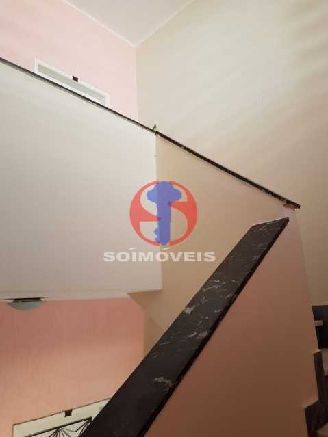 escada - Casa de Vila 2 quartos à venda Maracanã, Rio de Janeiro - R$ 385.000 - TJCV20104 - 23