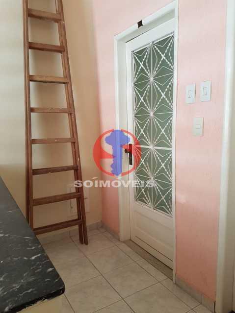 entrada - Casa de Vila 2 quartos à venda Maracanã, Rio de Janeiro - R$ 385.000 - TJCV20104 - 25