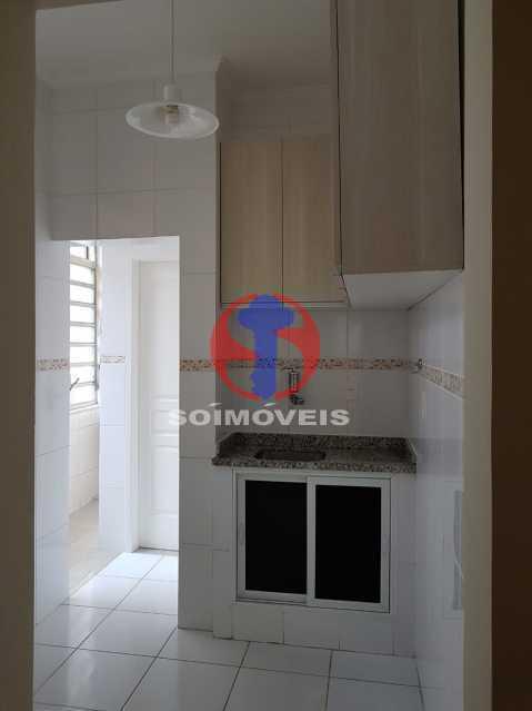 cozinha - Casa de Vila 2 quartos à venda Maracanã, Rio de Janeiro - R$ 385.000 - TJCV20104 - 15